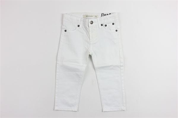 SIVIGLIA | pants | 9526WHITE