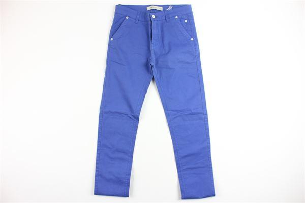 SIVIGLIA | pants | 9531COBALTO