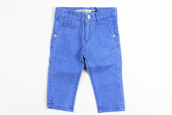 SIVIGLIA | pants | 9532COBALTO