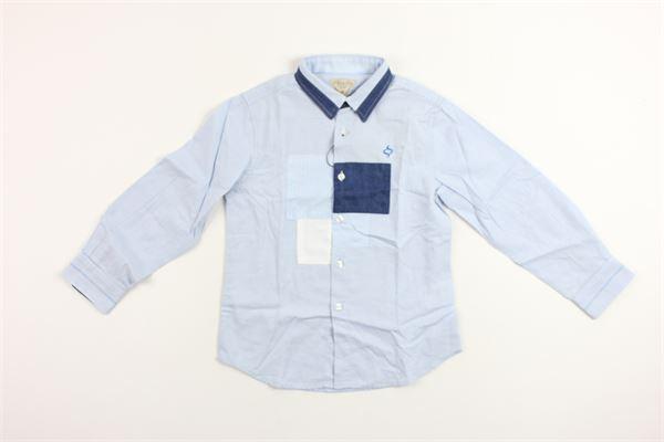 SIVIGLIA | shirt | CMS500BAZZURRO