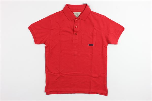 SIVIGLIA | shirt | PLS500JRED