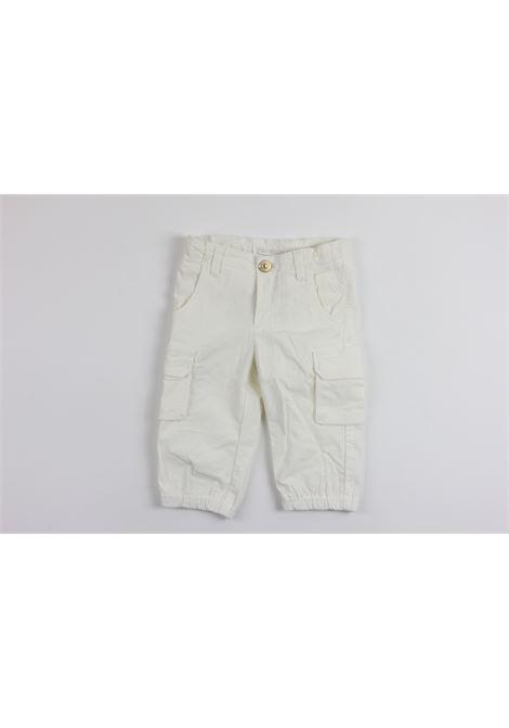 SIVIGLIA | pants | S-P554N-6001OA-015WHITE