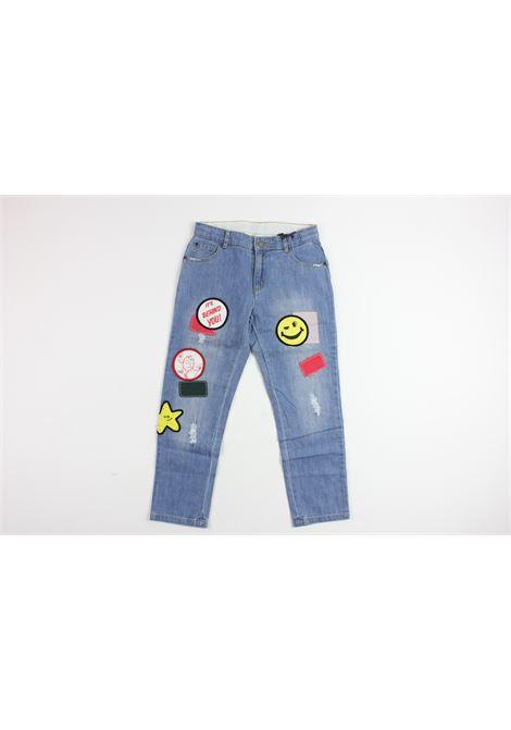 STELLA JEAN | pants | PANT033DENIM