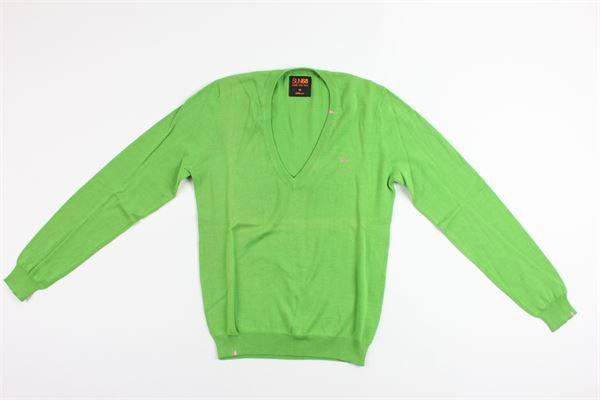 SUN68 | shirt | 11416GREEN