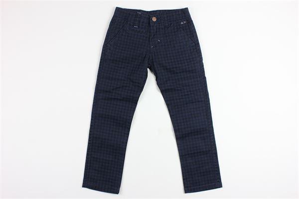 SUN68 | pants | 24381BLUE
