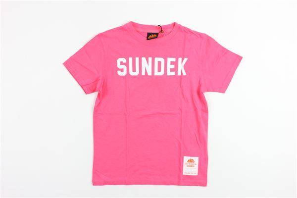 SUNDEK   t_shirt   10024PINK
