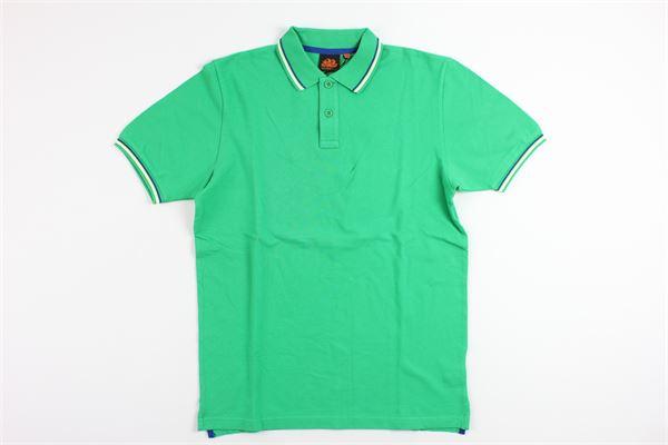 SUNDEK   shirt   10033GREEN