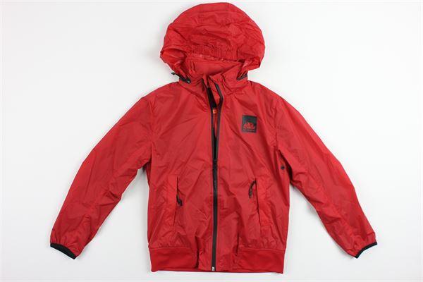 SUNDEK   jacket   B937JKN2000RED