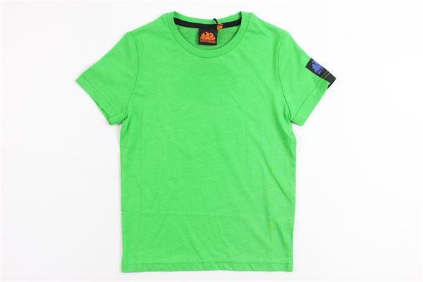 SUNDEK   t_shirt   HY6671GREEN
