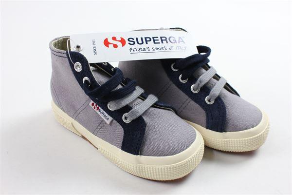 SUPERGA   shoes   2095GREY BLUE