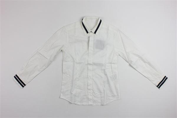 TAGLIATORE | shirt | CA16WHITE