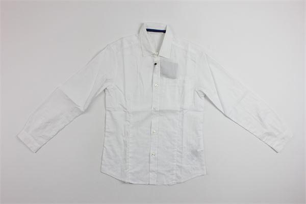 TAGLIATORE | shirt | CA45WHITE