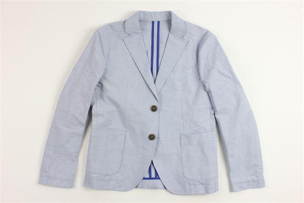 TAGLIATORE | jacket | TGC197CF323AZZURRO