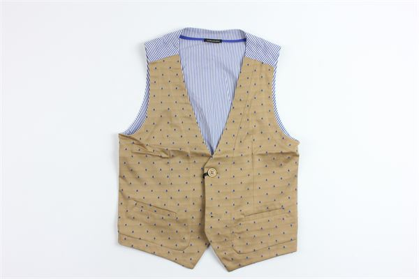 TAGLIATORE | waistcoat | TGL033CF432FANTASY
