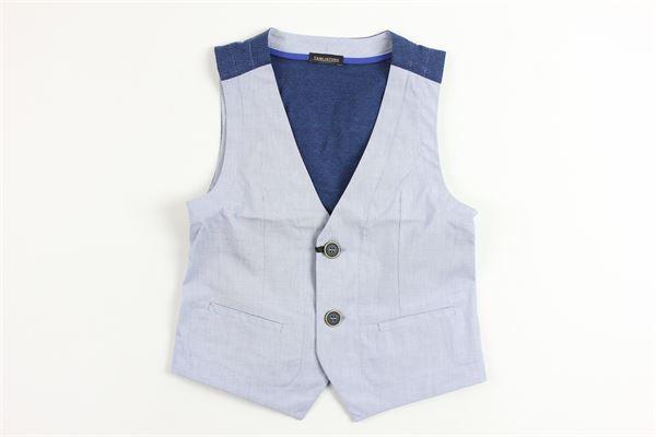 TAGLIATORE | waistcoat | TGL035CF323AZZURRO