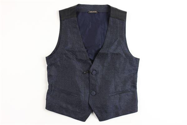 TAGLIATORE | waistcoat | TGL036TV452BLUE