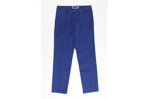 TAGLIATORE | pants | TPA144COBALTO