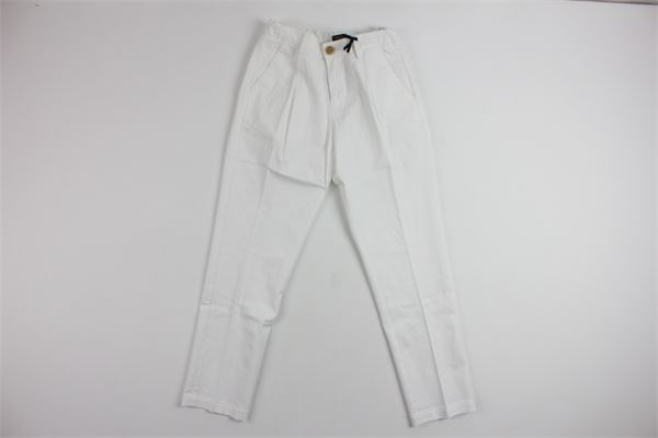 TAGLIATORE | pants | TPA57CE01WHITE