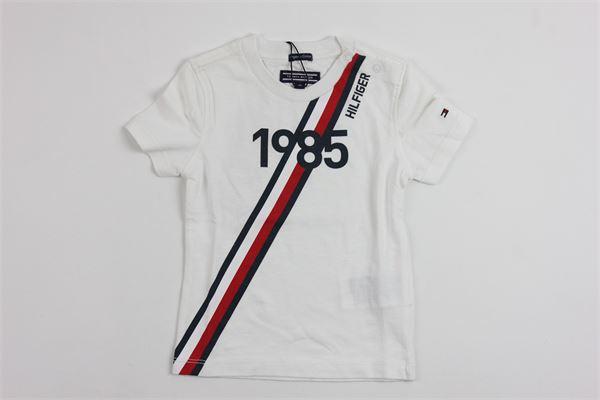 TOMMY HILFIGER | t_shirt | KB0KB03910610WHITE