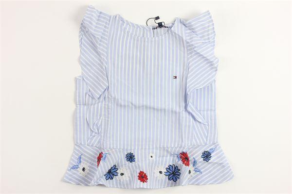 TOMMY HILFIGER | shirt | KG0KG03416BLUSKY