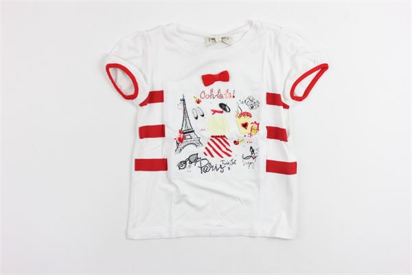 TWINSET   t_shirt   8631WHITE