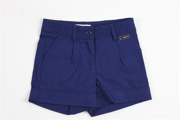 TWINSET   shorts   FS82HNBLUE