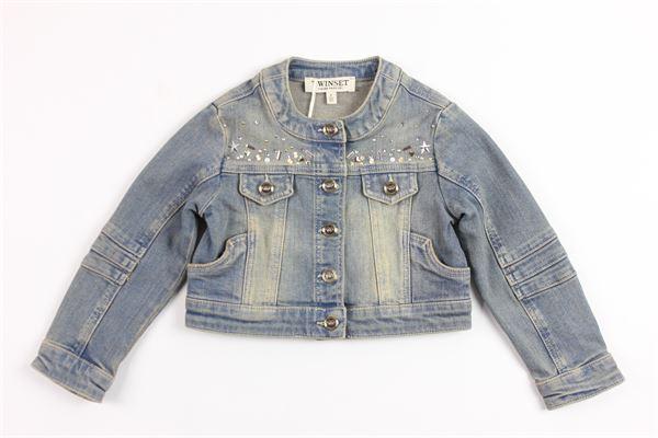 TWINSET | jacket | FS82T1DENIM