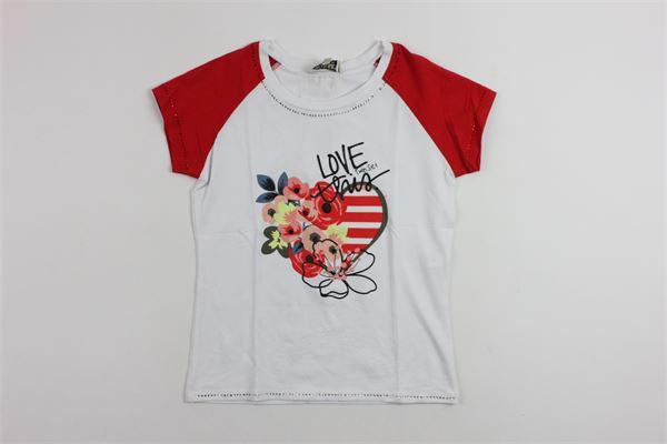 TWINSET   t_shirt   GS724DWHITE