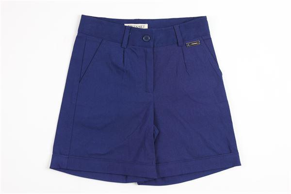 TWINSET   shorts   GS82HNBLUE