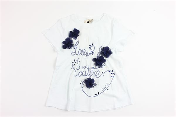 TWINSET   t_shirt   GS82JDWHITE