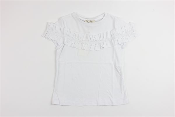 TWINSET   t_shirt   GS82KQWHITE