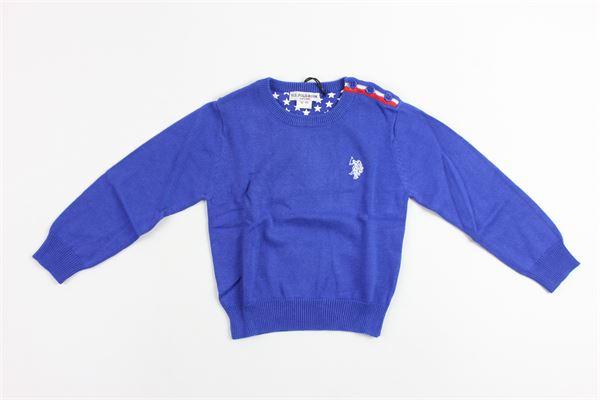 U.S. POLO   shirt   39051COBALTO