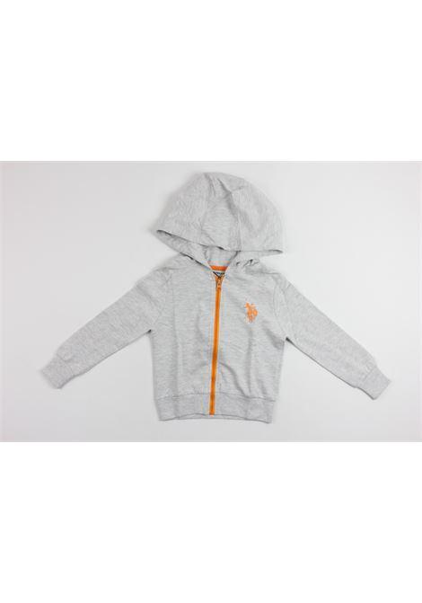 U.S. POLO   sweatshirt   44601GREY