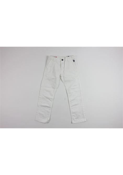U.S. POLO   pants   47122WHITE
