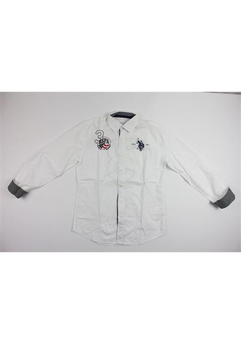U.S. POLO   shirt   48840WHITE