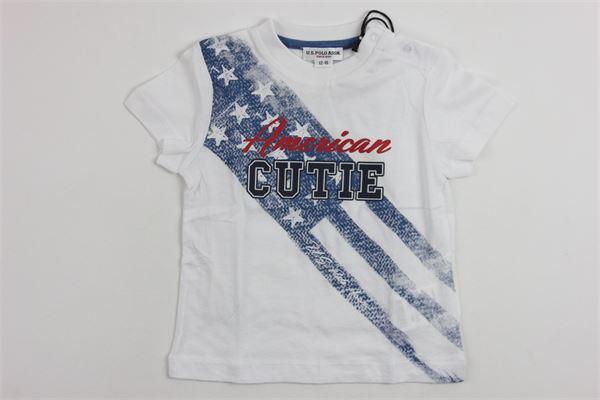 U.S. POLO | t_shirt | 9924WHITE
