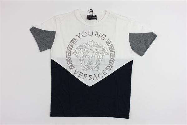 VERSACE | t_shirt | YVMTS219WHITE