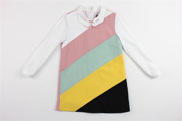 VIVETTA | Dress | 74VB320MUTICOLOR