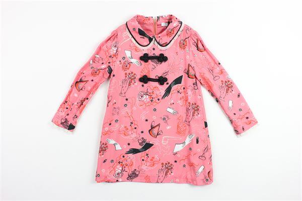 VIVETTA | Dress | 74VB350PINK