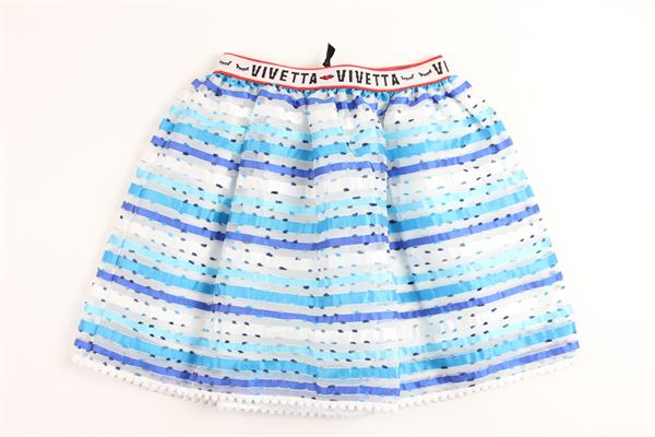 VIVETTA | skirt | 81BV517FANTASY