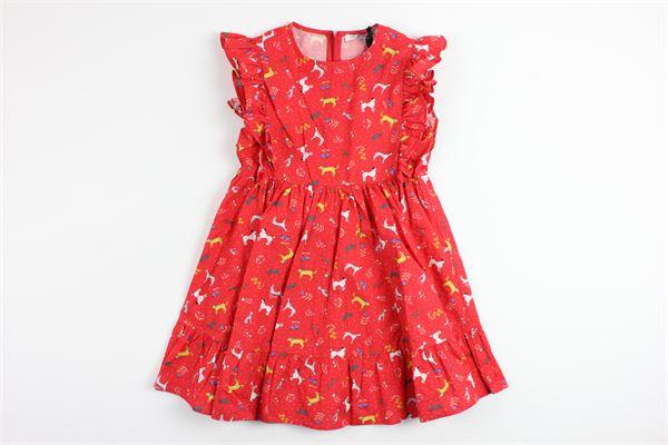 VIVETTA | Dress | 81VB433RED
