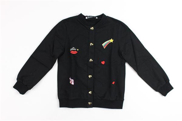 VIVETTA | sweatshirt | 81VB479BLACK