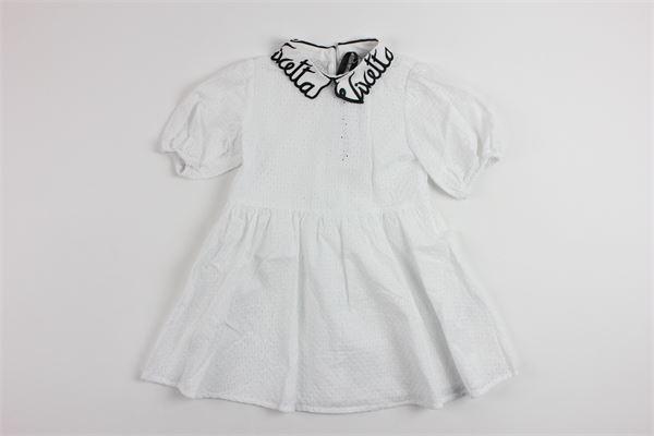 VIVETTA | Dress | 81VB523WHITE