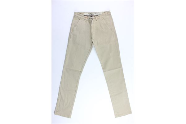 40WEFT | Trousers | WOLVER4247BEIGE