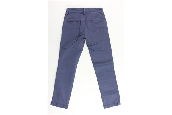 40WEFT | Trousers | WOLVER4247BLUETTE