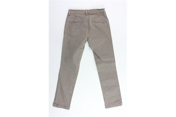 40WEFT | Trousers | WOLVER4247FANGO