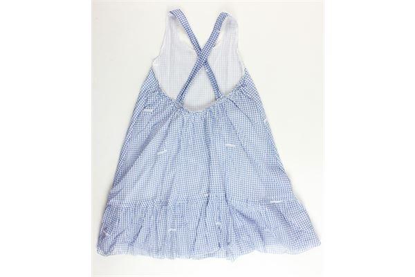 AL AQUA PATOS | Dress | V1861CELESTE