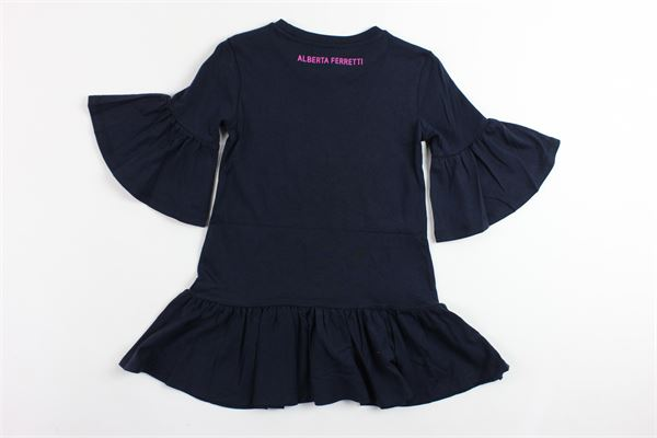 ALBERTA FERRETTI | Dress | 019298BLU