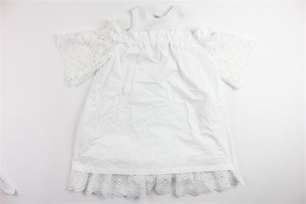 ALBERTA FERRETTI | Dress | 019593BIANCO