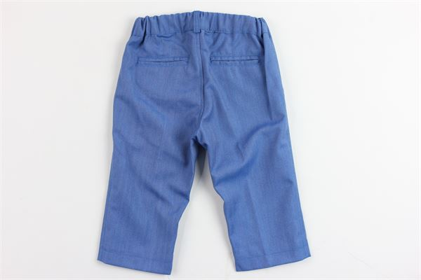 pantalone tinta unita tasca america ALETTA | Pantaloni | 8658BLU
